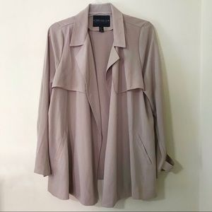 Forever 21 lightweight trench coat plus size 1X